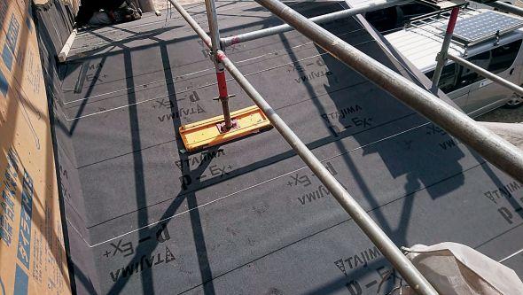 建物探訪 木造施設の建設