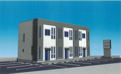 新築 貸店舗・貸事務所 全3戸